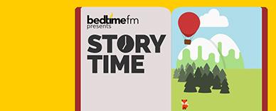 Bedtime FM logo