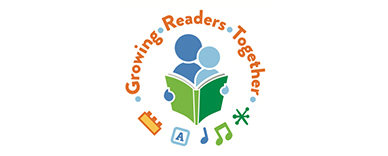 Growing Readers Together Logo